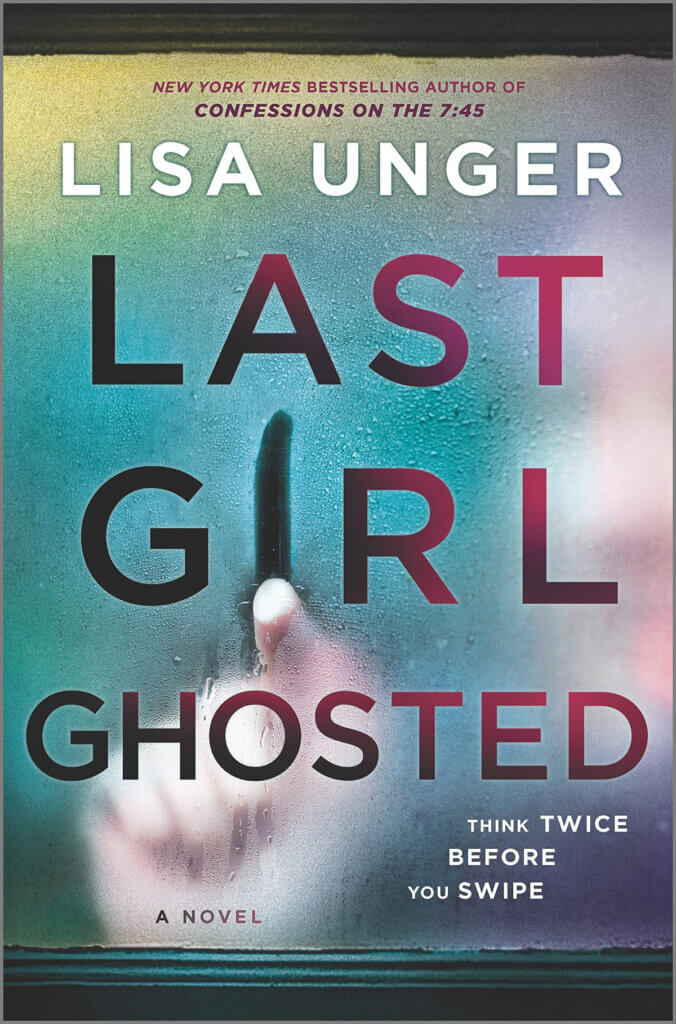 Book Last Girl Ghosted, a book about a woman who met a man through a dating app.
